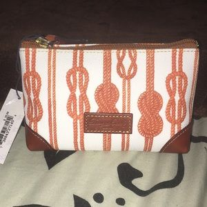 Dooney and Bourke Knots Pouch